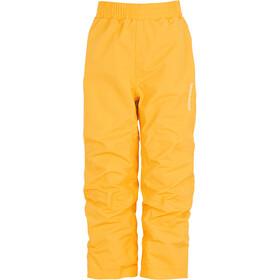 DIDRIKSONS Nobi 4 Pants Kids, geel
